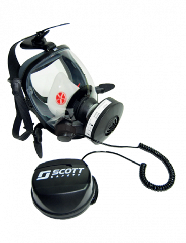 Scott vision full face mask